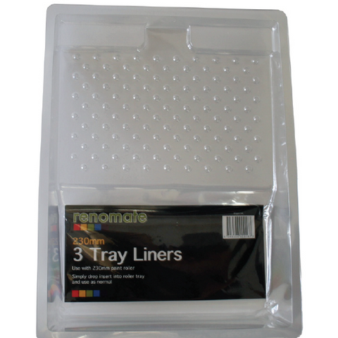 Plastic Tray Liners 230mm Accessories [product_vendor- Paint World Pty Ltd