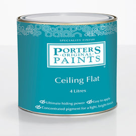 Porters Ceiling White