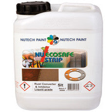 Nu EcoSafe Rust Converter & Inhibitor Corrosion Protection [product_vendor- Paint World Pty Ltd