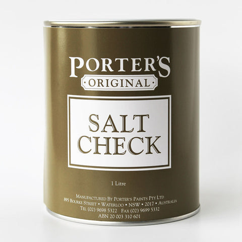 Porters Salt Check Specialty [product_vendor- Paint World Pty Ltd