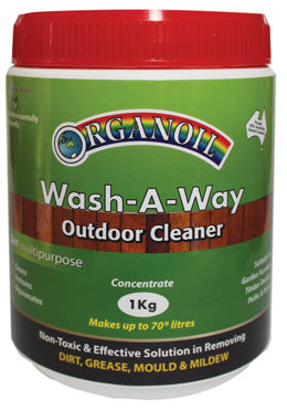Organoil Wash-a-Way Decking [product_vendor- Paint World Pty Ltd