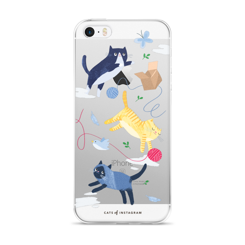 Kittens & Things iPhone Case - CutePetClub