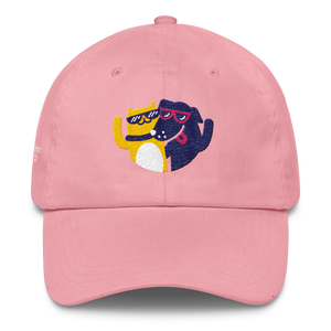 Cute Pet Club Logo Dad Cap - CutePetClub