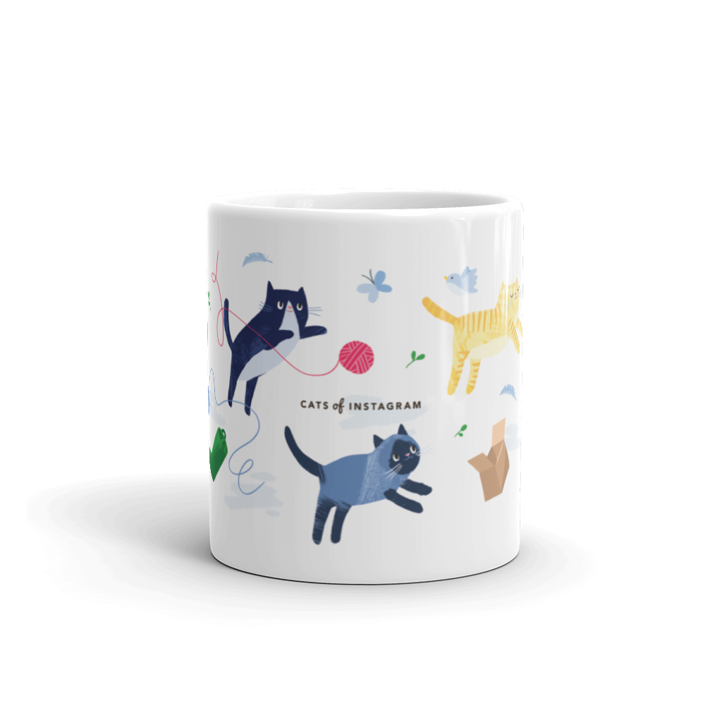 Kittens & Things Mug - CutePetClub