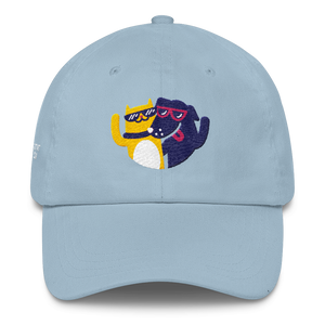 Cute Pet Club Logo Dad Cap