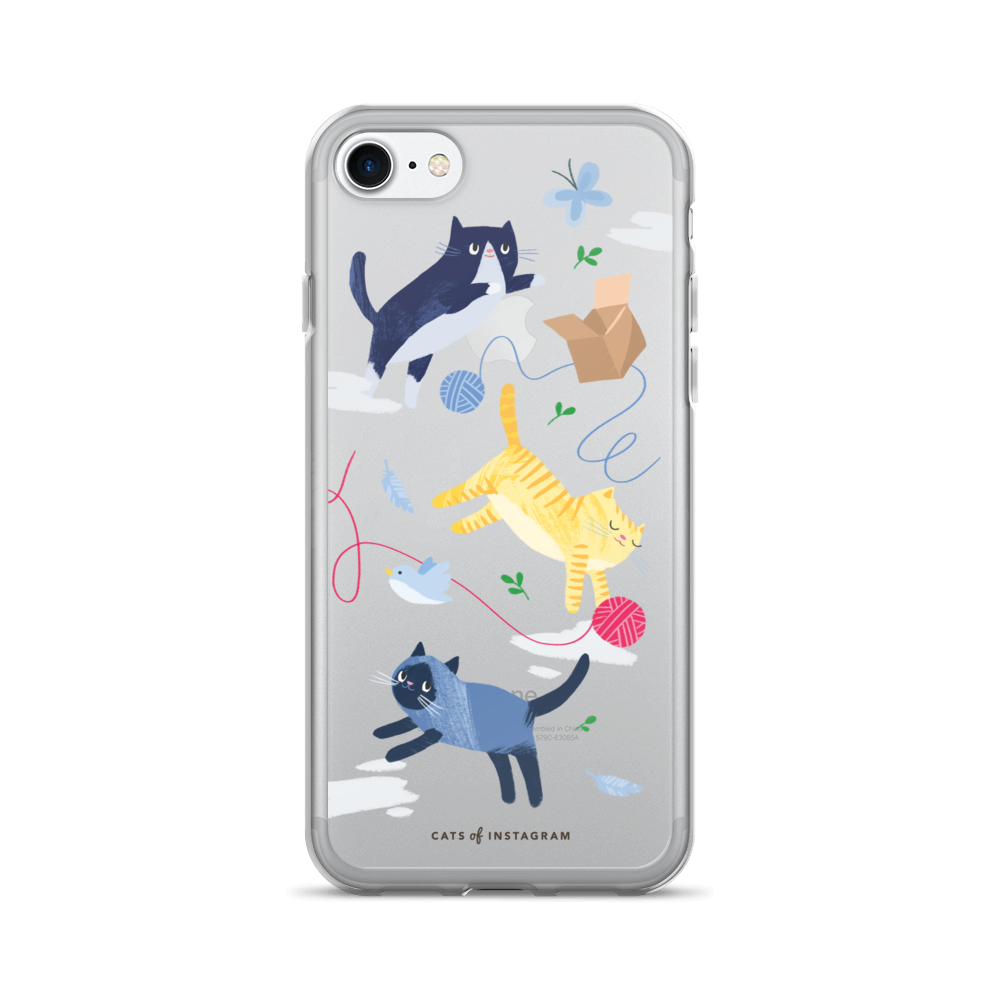 Kittens & Things iPhone 7/7 Plus Case - CutePetClub