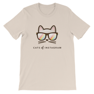 Cats of Instagram Unisex Tee - CutePetClub