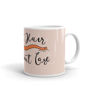 Cat Hair Don't Care Mug - CutePetClub