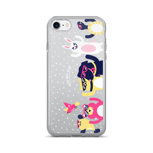 Cute Pet Party iPhone 7/7 Plus Case - CutePetClub