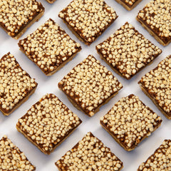 Gourmet Peanut Butter Squares by Jamie Luner