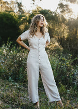 Load image into Gallery viewer, Vagabond Jumpsuit Sand
