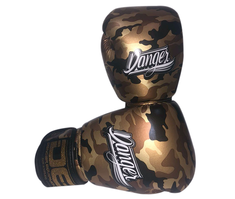 Boxing gloves DEFBG-003 Army Sand Stone