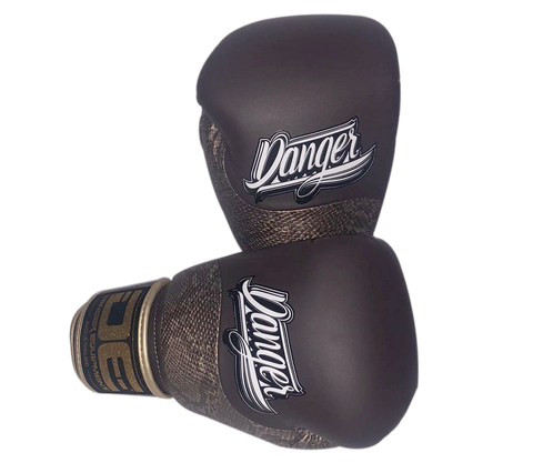Boxing gloves DEBGE-008PHY Coffee/Brown