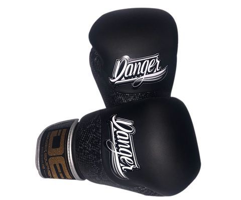 Boxing gloves DEBGE-008PHY Black/Silver