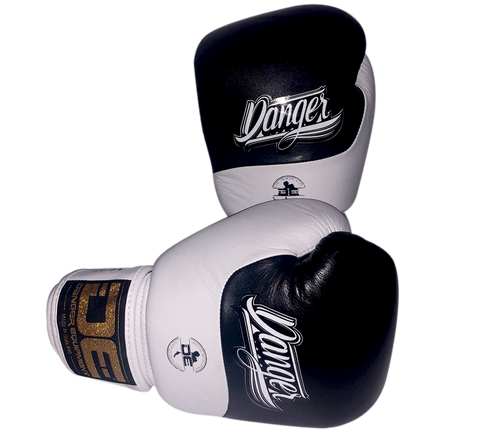 Boxing gloves DEBGE-008 Black/White