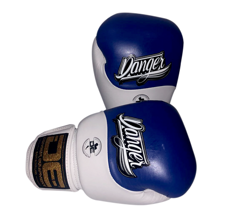 Boxing gloves DEBGE-008 Blue/White