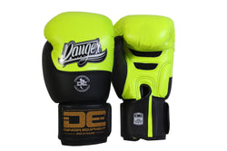 Boxing gloves DEBGE-008 Yellow/Black
