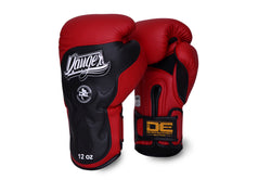 Boxing gloves DEBGUF-010 Red/Black