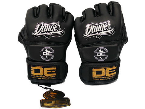 MMA Gloves DEMGCO-001 Black