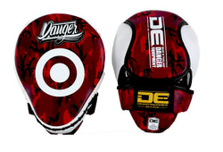 Focus Mitts DEFMI-002 Army Red
