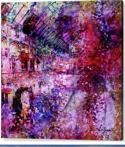New Art - Covent Garden Abstract