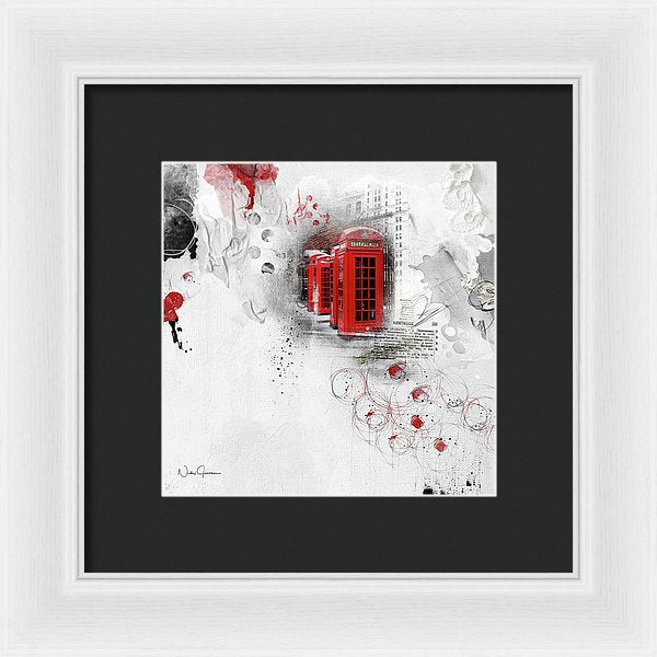 Timeless - Framed Print