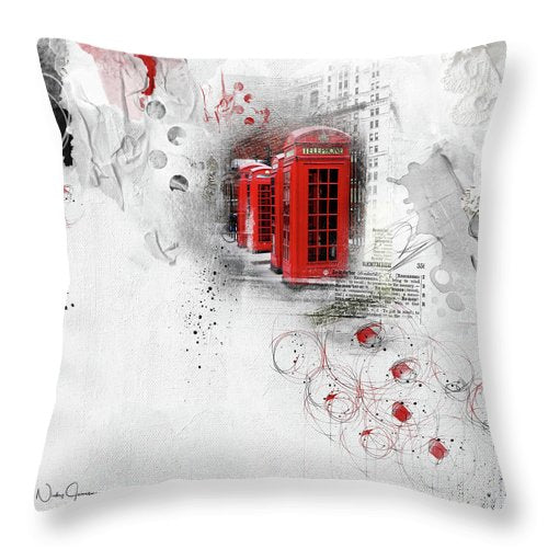 Timeless - Throw Pillow