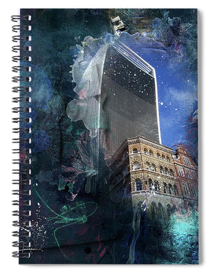 20 Fenchurch - Spiral Notebook