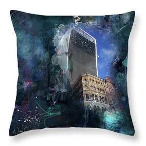 20 Fenchurch - Throw Pillow