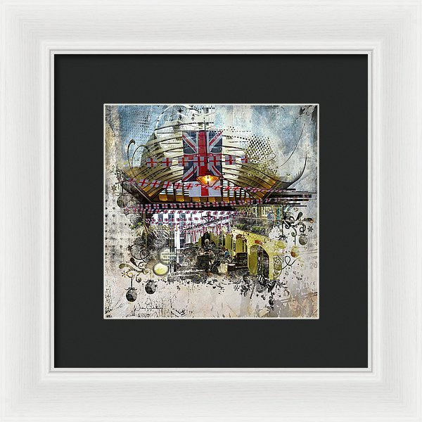 Beating Heart - Framed Print