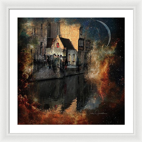 Calm - Framed Print