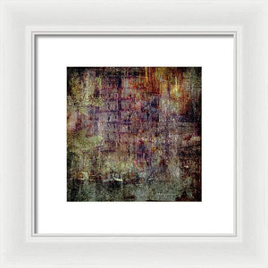 Canal Urbanscape - II - Framed Print