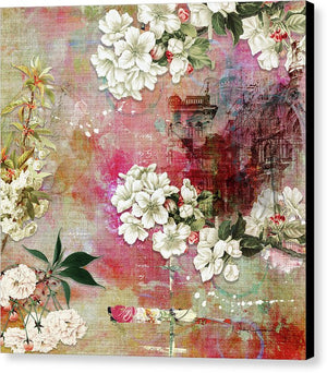 I know The Cherry Blossom Will Still Bloom - Canvas Print