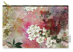 Cherry Blossom Will Bloom - Carry-All Pouch