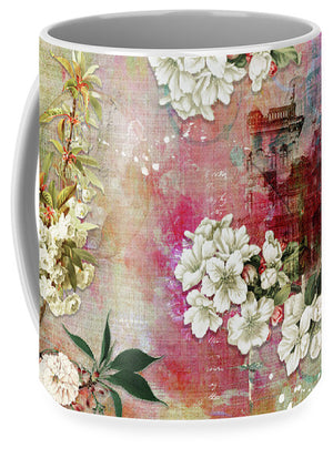 I Know The Cherry Blossom Will  Still Bloom - Mug