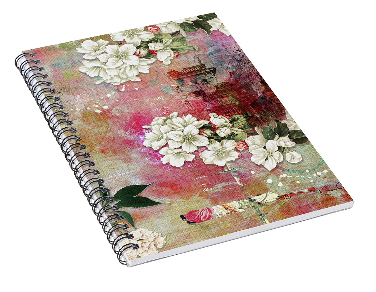 I know The Cherry Blossom Will  Still Bloom - Spiral Notebook and Journal