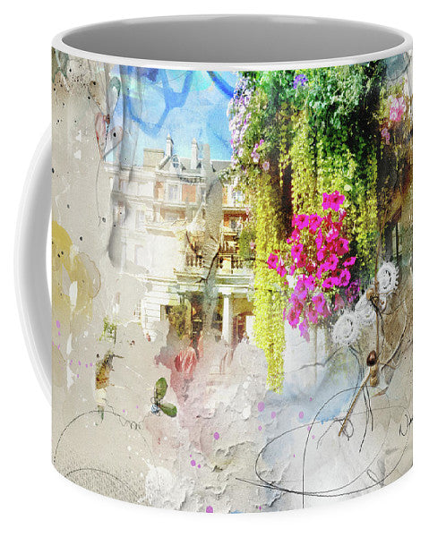 Covent Garden Blooms - Mug