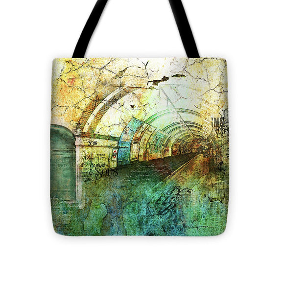 London art tote bag