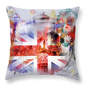Epoch - Throw Pillow