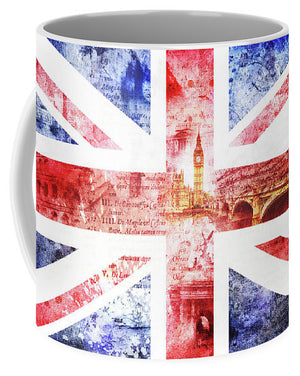 Fearless UK Art - Coffee Mug