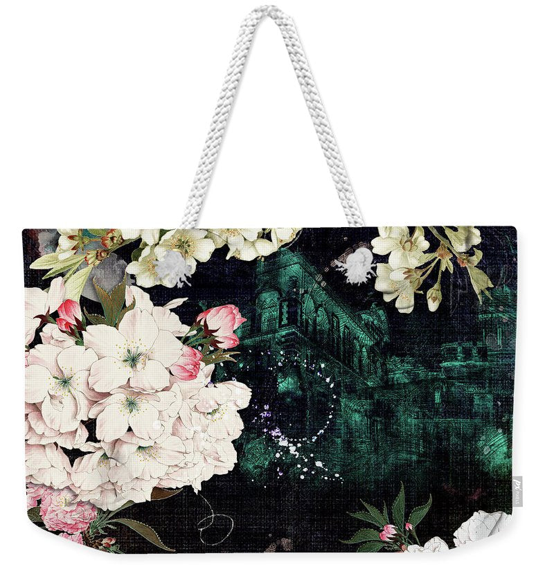 Florals Of Life - Weekender Tote Bag