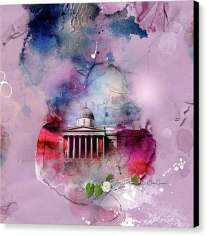 National Gallery - Canvas Print