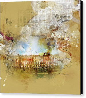 Hampton Court Palace - Canvas Print