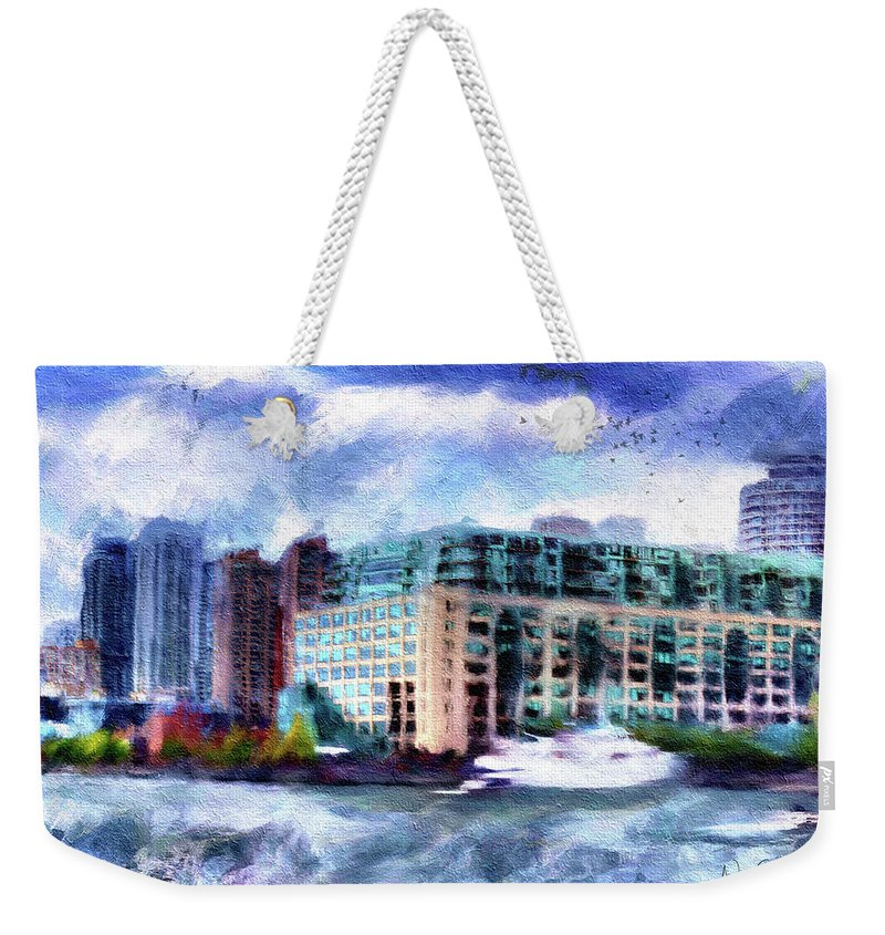 Harbourside - Weekender Tote Bag
