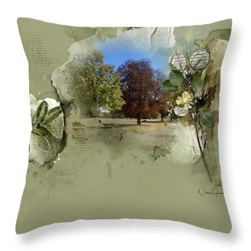 Hyde Park - Throw Pillow