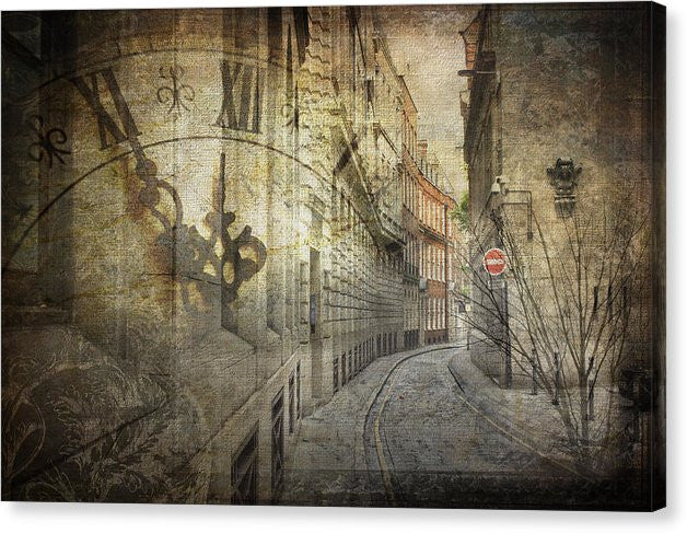 Ironmonger Lane - Canvas Print