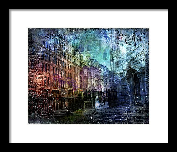 Jewel Night - Framed Print