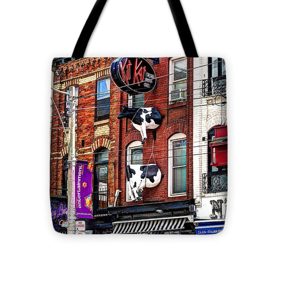 King Street West - Tote Bag