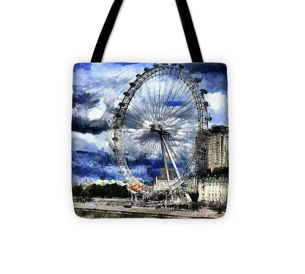 London Eye - Tote Bag