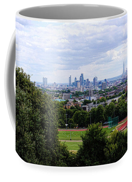 London From Parliament Hill - Mug